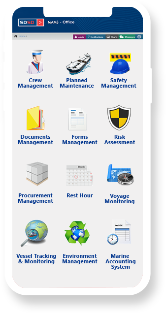 SDSD - Fleet Management Software